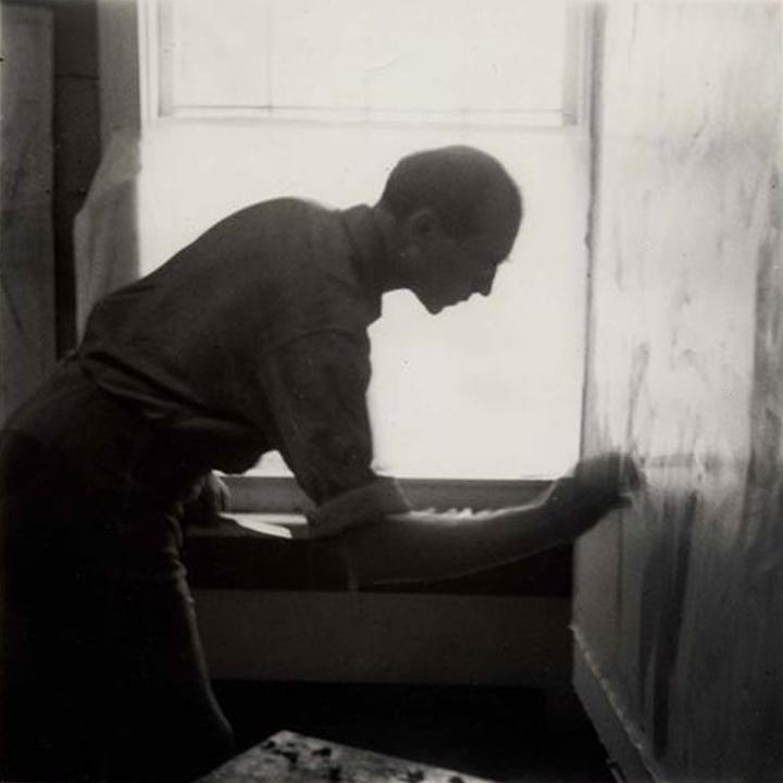 Jack Tworkov, Robert Rauschenberg, Black Mountain College