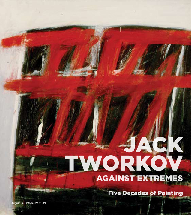 Jack Tworkov, Against Extremes, retrospective, UBS Art Gallery, abstract expressionism