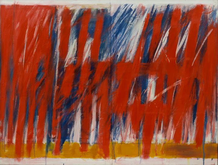 Jack Tworkov, Musuem of Modern Art, collection, New York