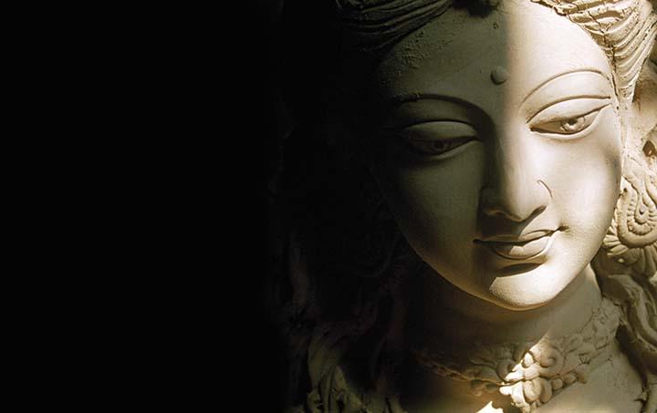 Smrita Jain Creating Durga