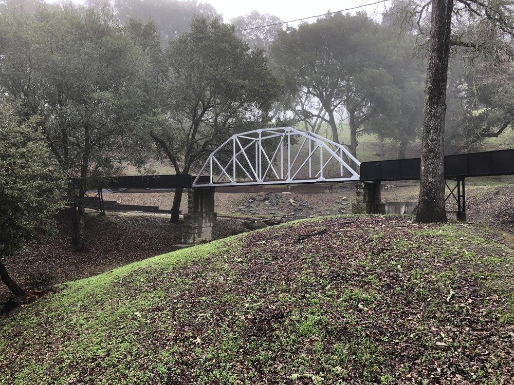 Alpine Crossover Plate Girder Bridge set