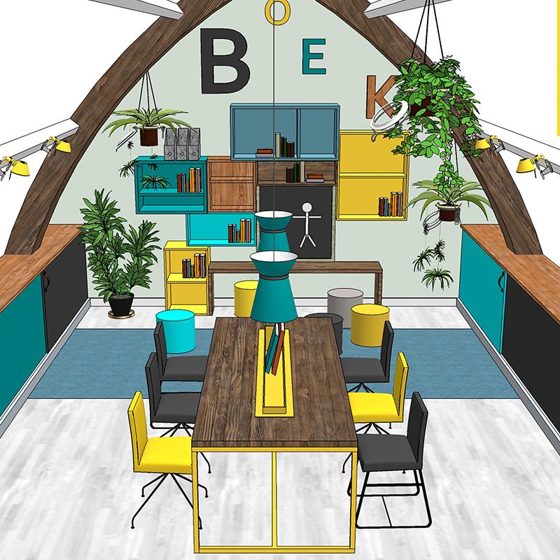 OVERIGE - Van foodhalls, bars, winkelketens, autogarages, nationale radio & TV stations, kinderdagverblijven tot de bloemenwinkel op de hoek. We maken meubelen voor een bekend meubelmerk en dat gewoon vanuit het mooie Westerwolde Groningen.