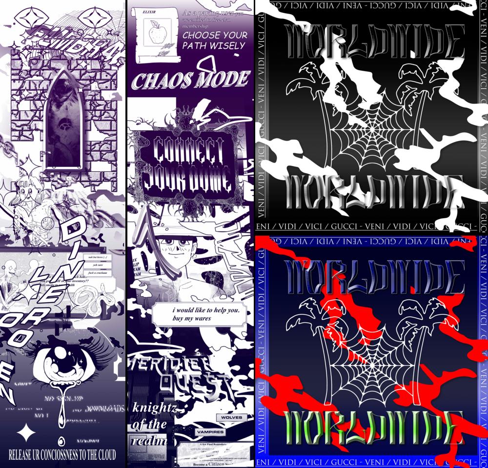 Omikron Banners