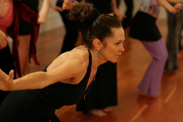 Lynda Heymen - Nia Black Belt Teacher