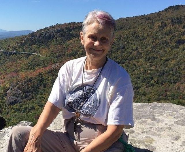 Patti Rieser - Nia Brown Belt Teacher