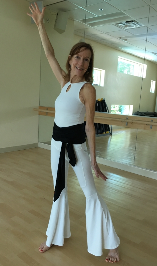 Dorita Beh-Eger - Nia Black Belt Teacher