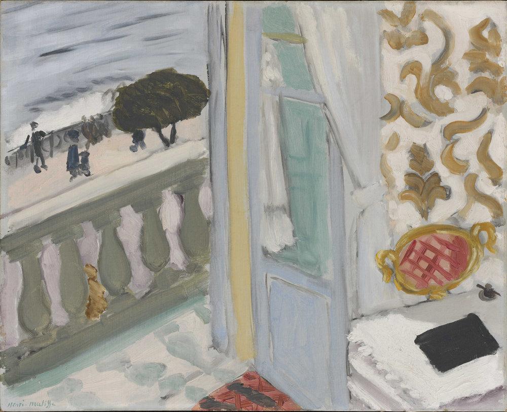 """Henri Matisse, """"Nice, cahier noir"""", 1918"""