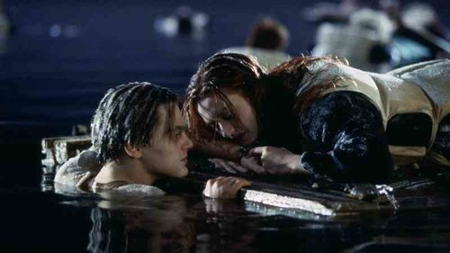 Just like Rose let go of Jack, you must let go of your COS role to move forward.