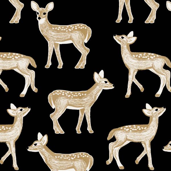 deer jacquard