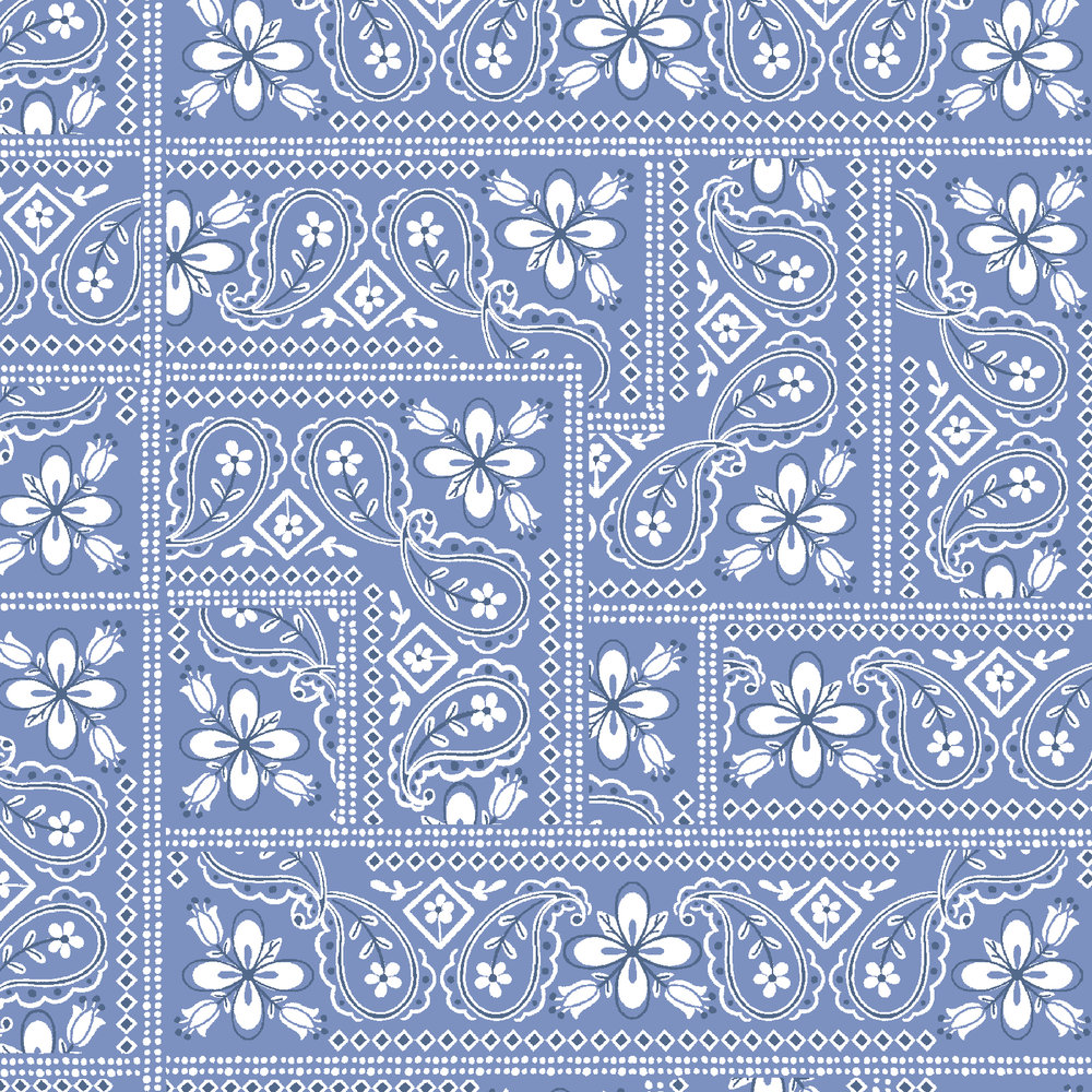 bandana print