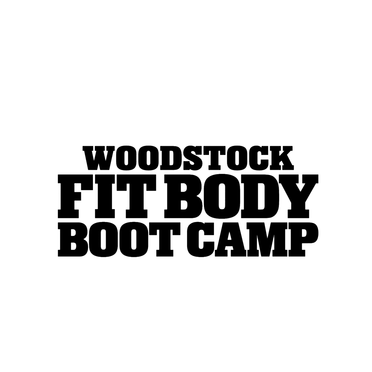 Woodstock Fit Body Boot Camp