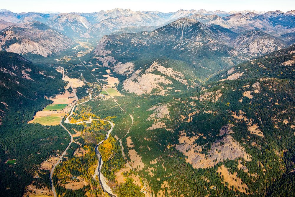 The Nature Conservancy - Fighting Fire with Fire to Restore Washington's Dry Forests