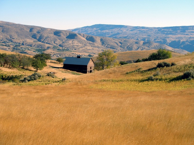 chelan douglas land trust - Wenatchee Foothills expands