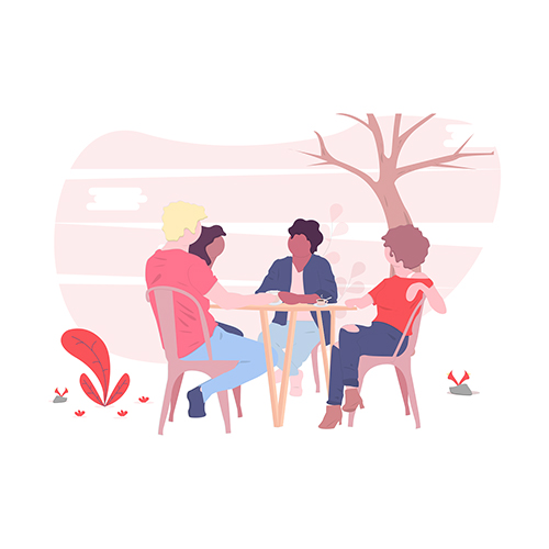 Focus Groups - We bring together small groups of relevant, fully screened users or customers to explore and test new or existing ideas and services.