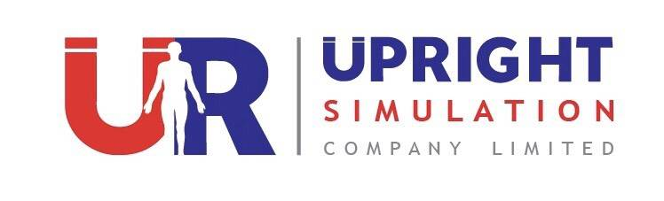 Upright Simulation