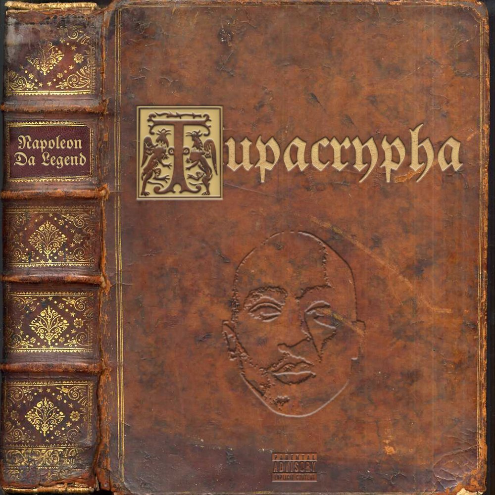 TUPACRYPHA    BUY CD