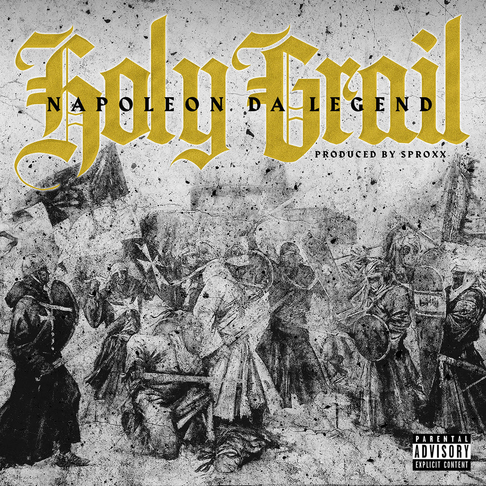 HOLY GRAIL    BUY CD  /    BUY VINYL