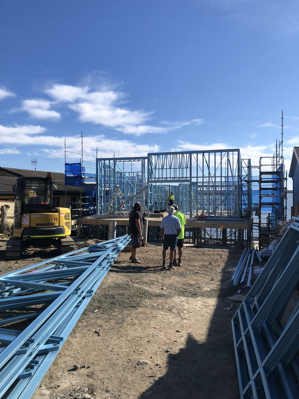 Australian Steel Framing Toukley Central Coast Steel Frame About Quality