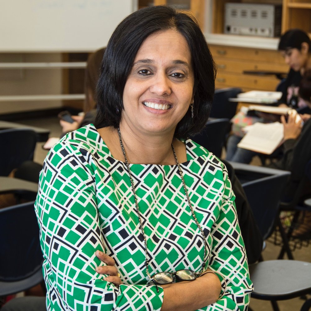 Kaveri Subrahmanyam, Ph.D.,  is the Chair of Child & Family Studies at California State University, Los Angeles.