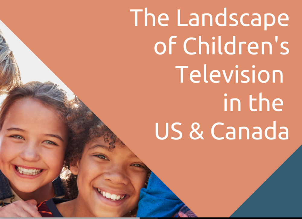 Click here to view the Diversity in Kids TV Report.