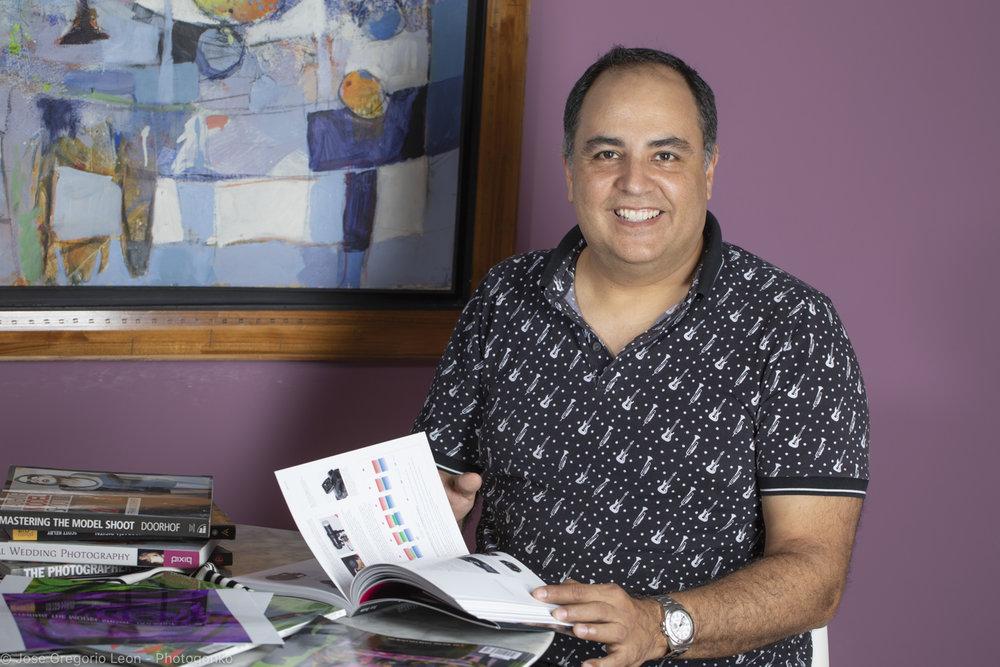 José Gregorio León - Photogonko