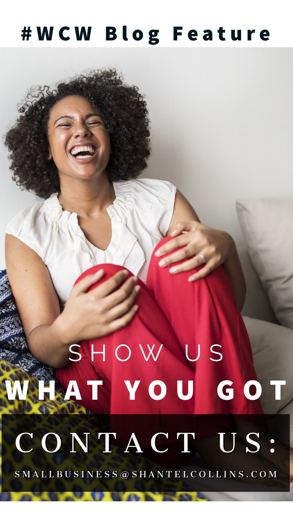 Show us what you got! Contact us to be featured in our series!
