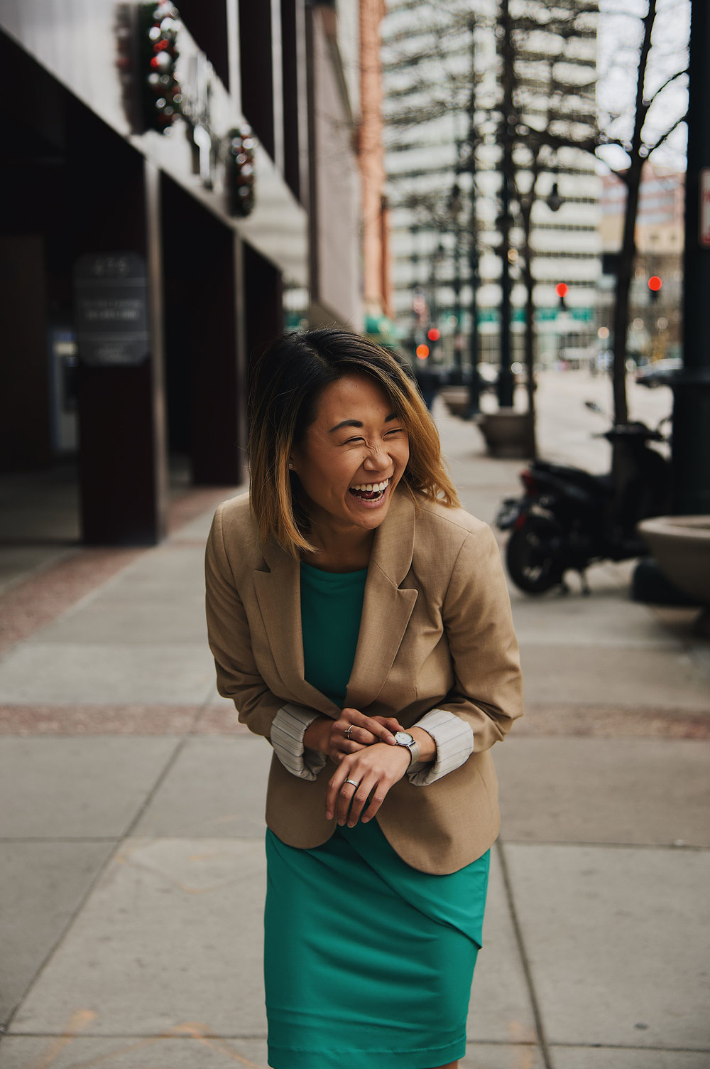 Hi, my name isChloe Edwards - I am a Korean adoptee who almost let depression and anxiety take my life. It is when I learned how to choose a positive mindset that I was able to start to be a leader.