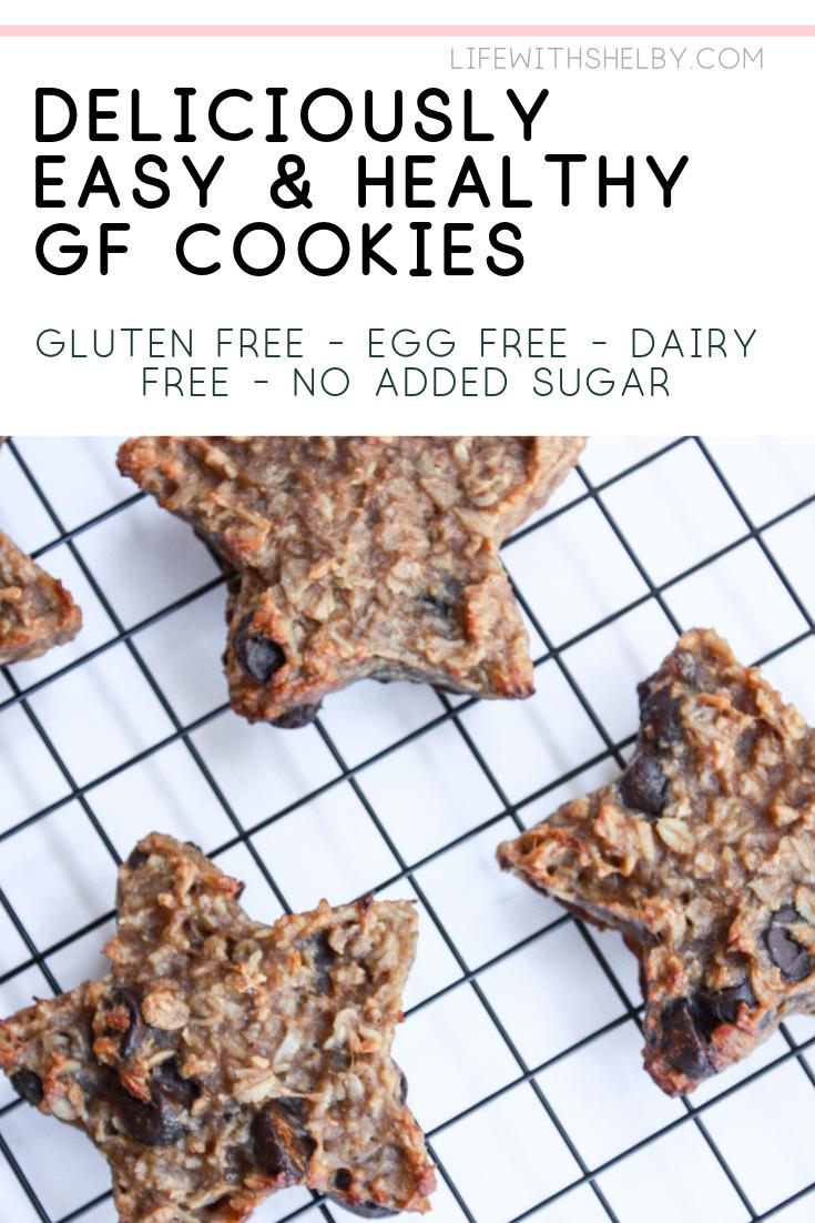 Delicious Gluten Free Cookies