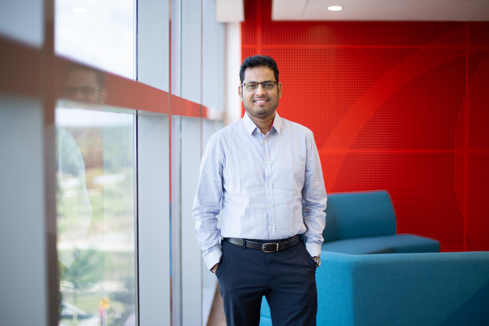 """- """"AirAsia provides a world of career opportunities because our leaders recognise our people. This drives me to further enhance the deliverables of airports, call centres, customer experience and customer happiness to our guests.""""- Kesavan Sivanandam"""