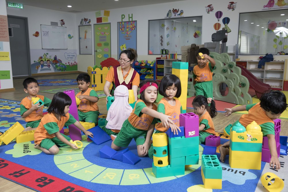 Lil' Star Childcare - Our childcare centre at RedQ was founded to bring convenience to Allstar parents and enrich the children's early years with engaging classes and fun extracurricular activities.