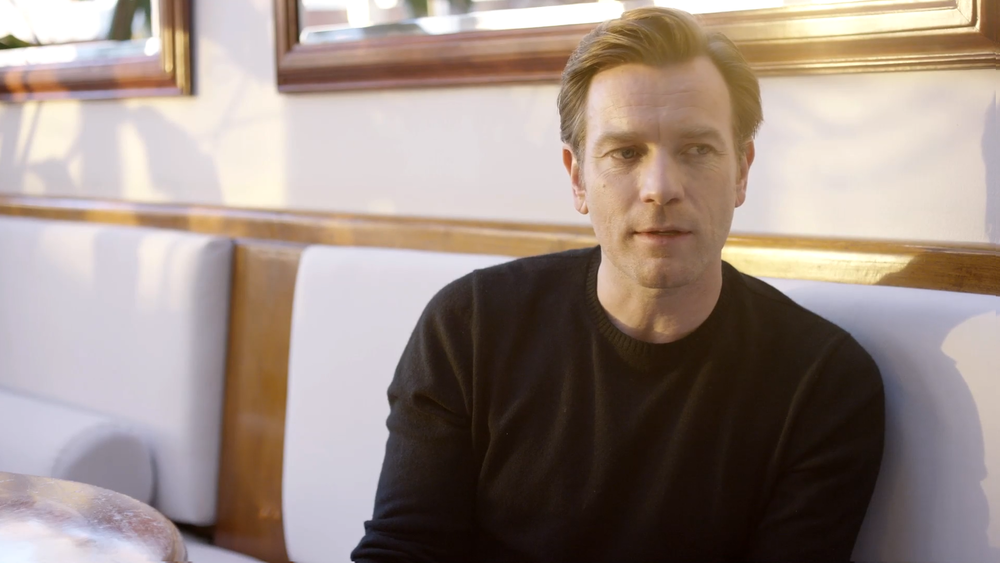 Ewan McGregor - Khanna\Reidinga and McCann Worldgroup enlisted Hollywood actor Ewan McGregor for a light-hearted spot to accompany the rebranding of ING to NN. Everyone's favourite scottish former Jedi was so sold on the power of 'N' to the power of two he re-brand himself as 'Ewann' just to help everyone remember. Which was nnice. A true gennt.