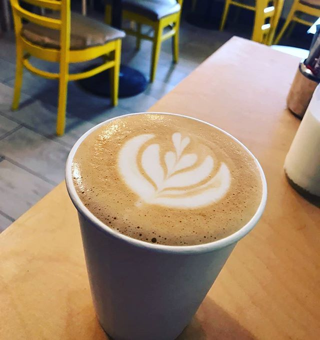 Coffee love ❤ #honeyhoney #dublincafe #specialtycoffee #portmarnock