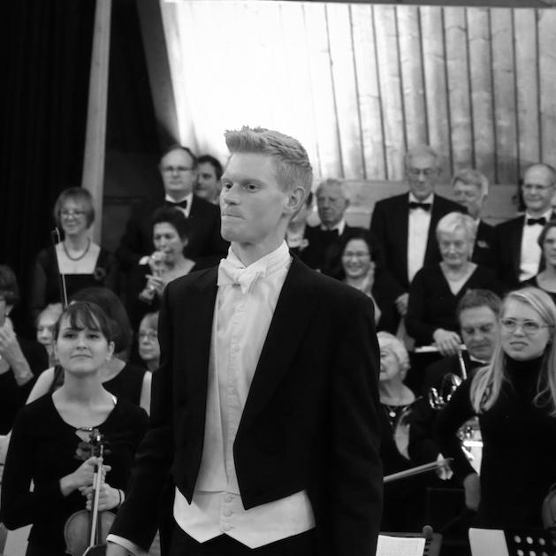 Lewis Gaston - Conductor