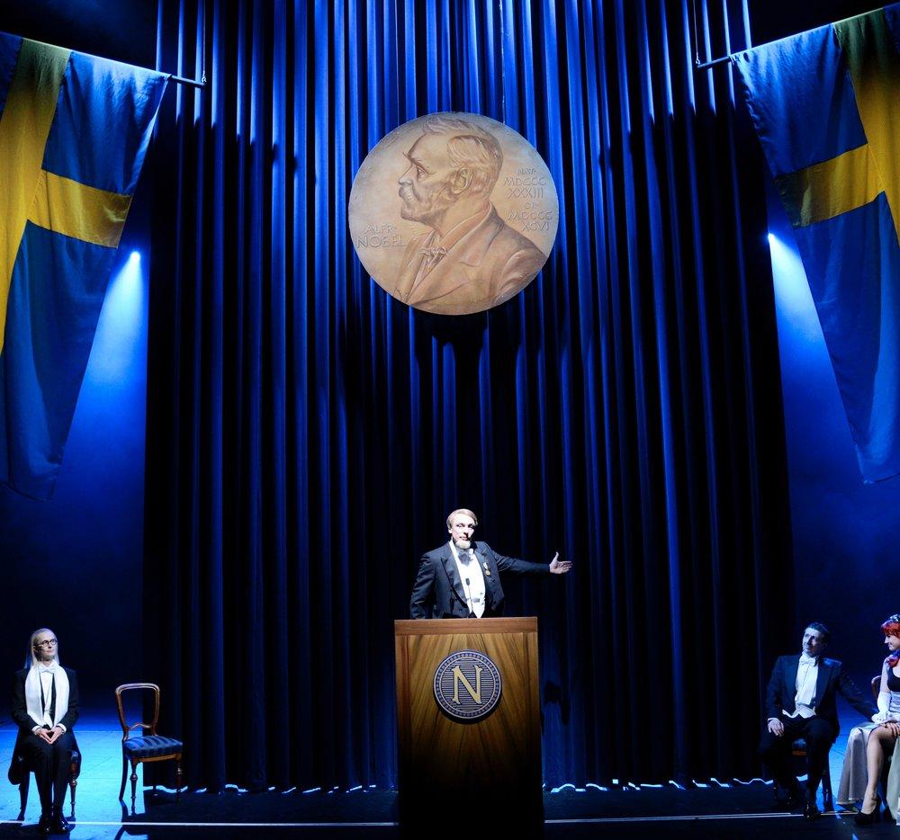 ROYAL DANISH THEATRE  /  FRANKENSTEIN / COPENHAGEN 2013