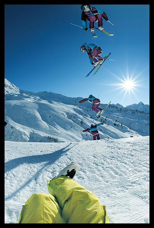 2. sci garantito - Altitudine di base 1630mt, impianti e piste da sci aperti 130 giorni ogni anno, nevicate copiose da sempre, nuovo innevamento artificiale.