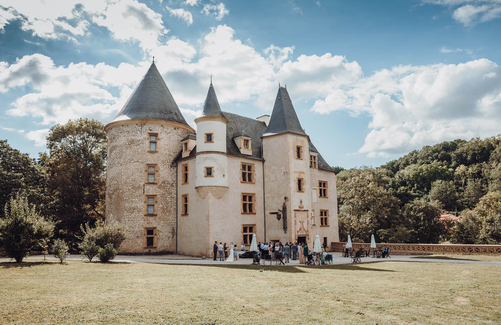 Chateau De Saint Martory
