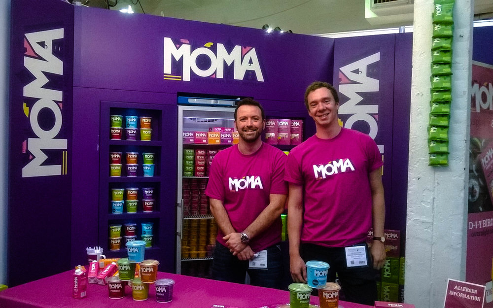 Great Taste Winners Moma – Making Oats More Awesome