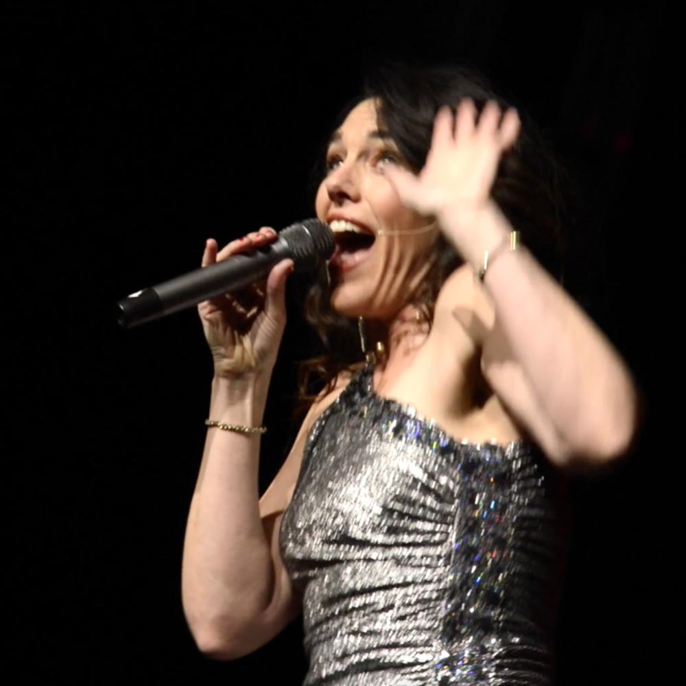 Musical Comedian Katie Goodman