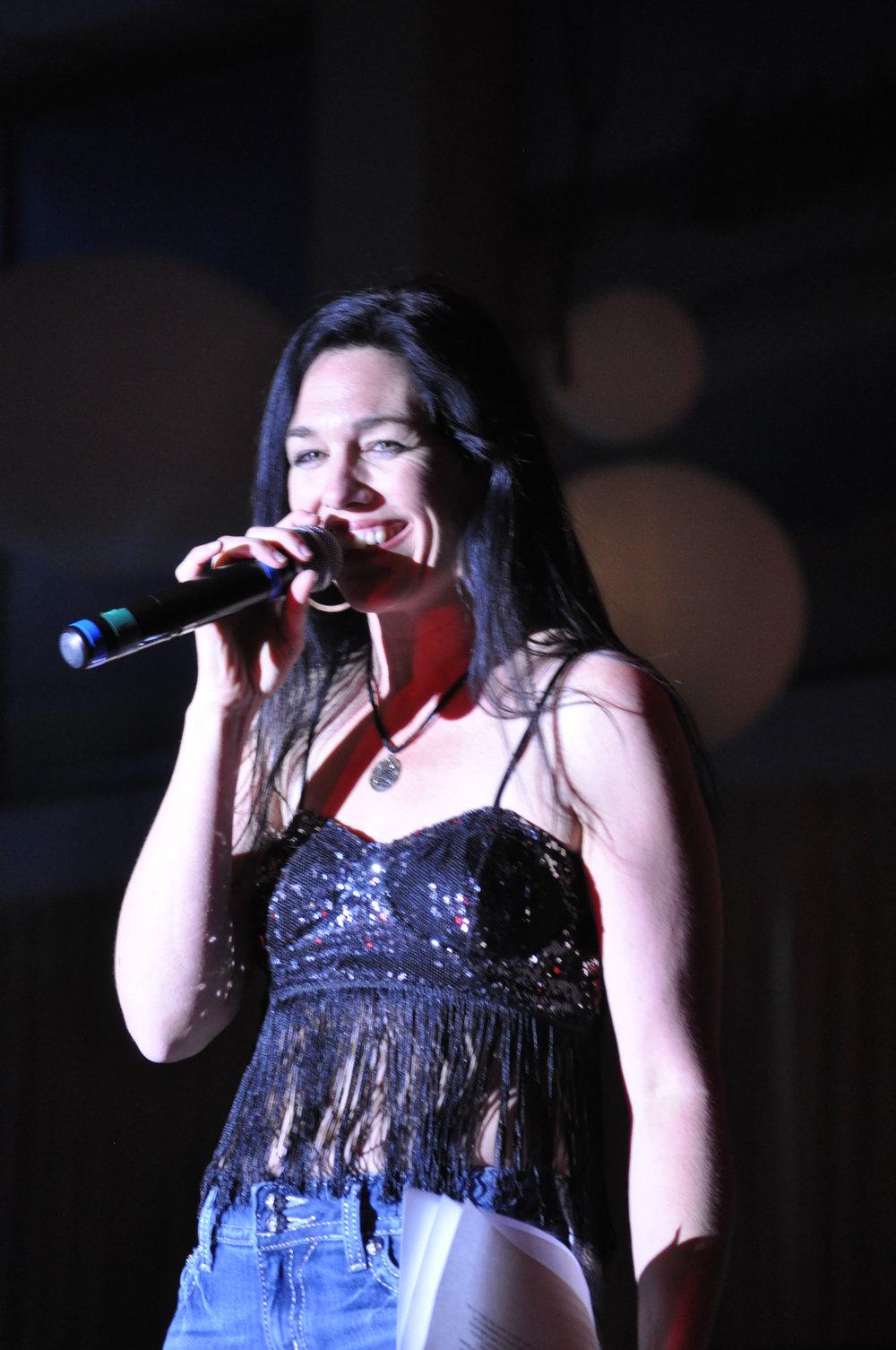 Comedian Katie Goodman