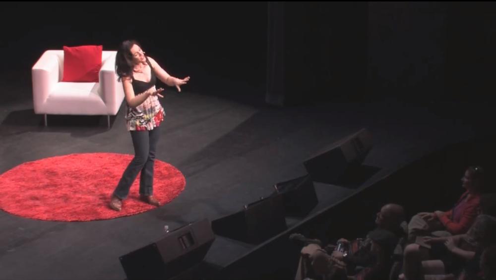Katie Goodman's Tedx Talk