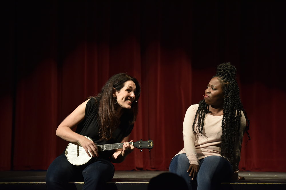Intersectionality Comedy Performance