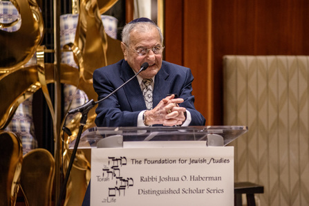 Rabbi Haberman