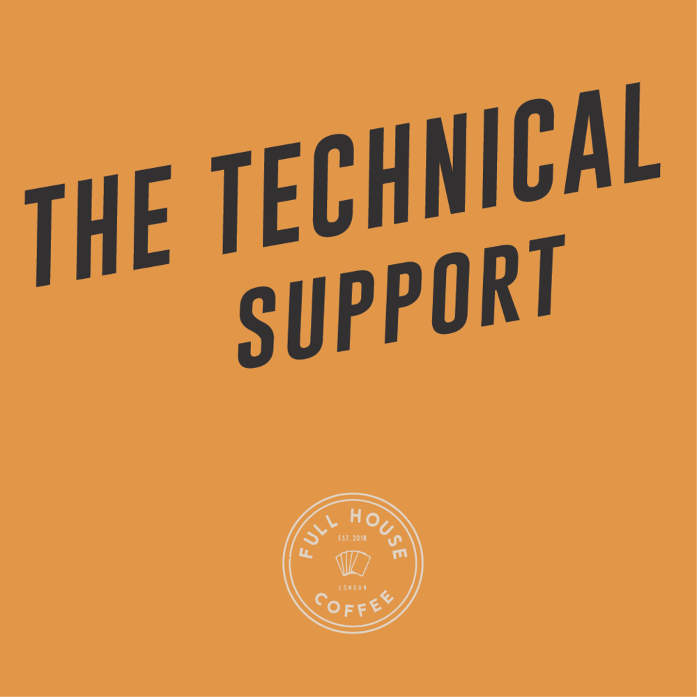 TECHNICAL SUPPORT -