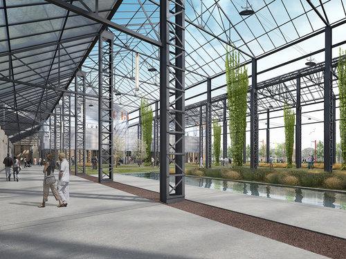 Capannone 15 Innovation Park Reggiane