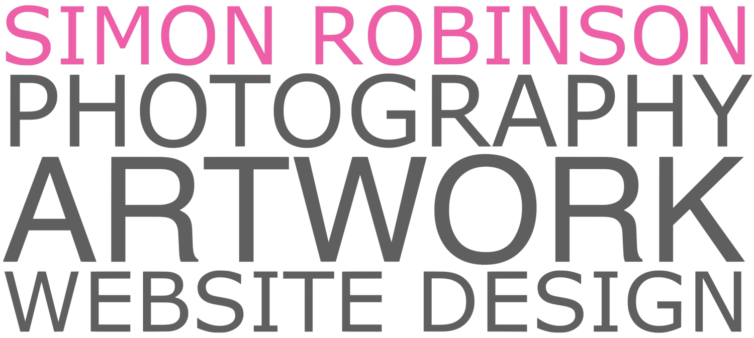 Photography & Website Design