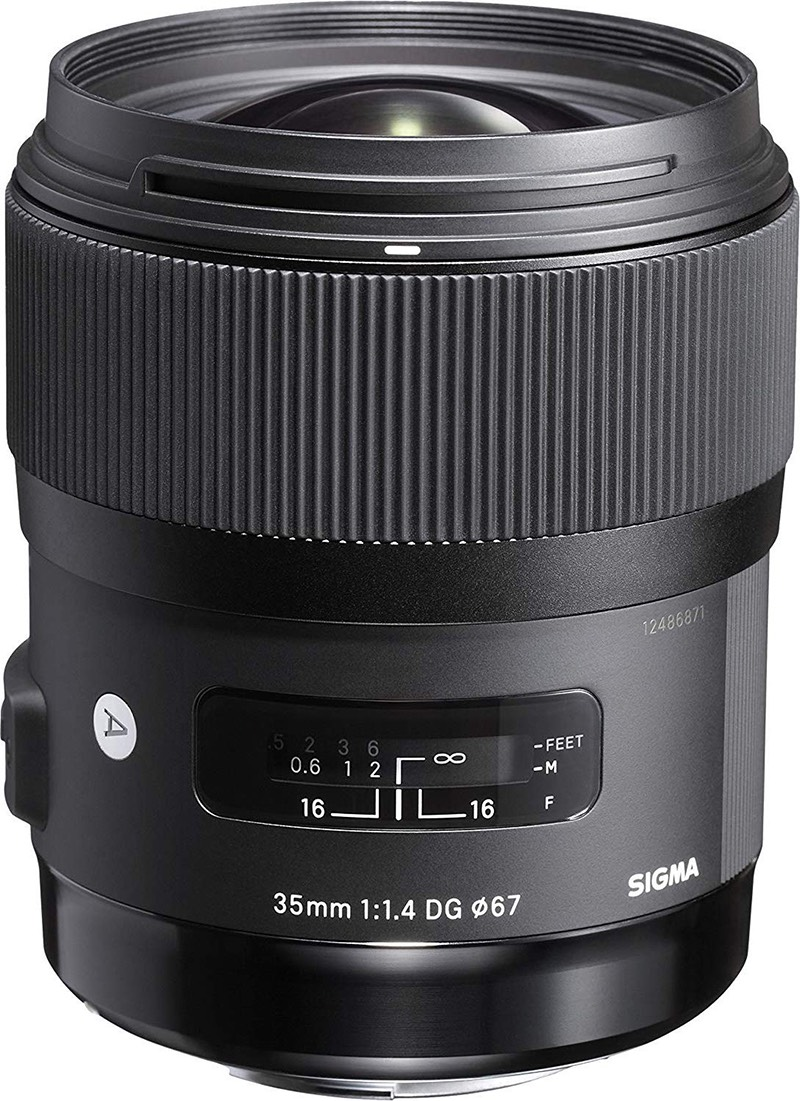 Sigma 35mm f/1.4 Art