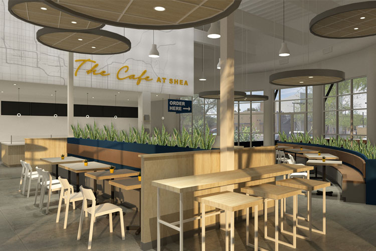 CAFE & BOOKSTORE AT SCOTTSDALE BIBLE CHURCH -