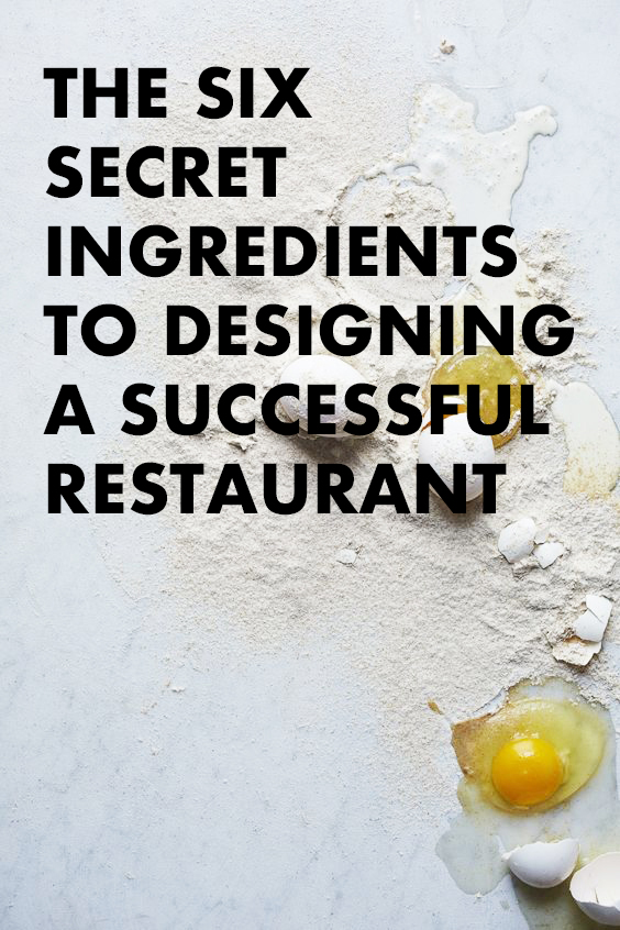 FREE E-BOOK    This free guide will introduce you to 6 things that need to be implemented in order to design a successful restaurant.  Without these 6 things, your restaurant is likely not differentiating itself from its competitors and it's costing you thousands of dollars. Make these revisions today!