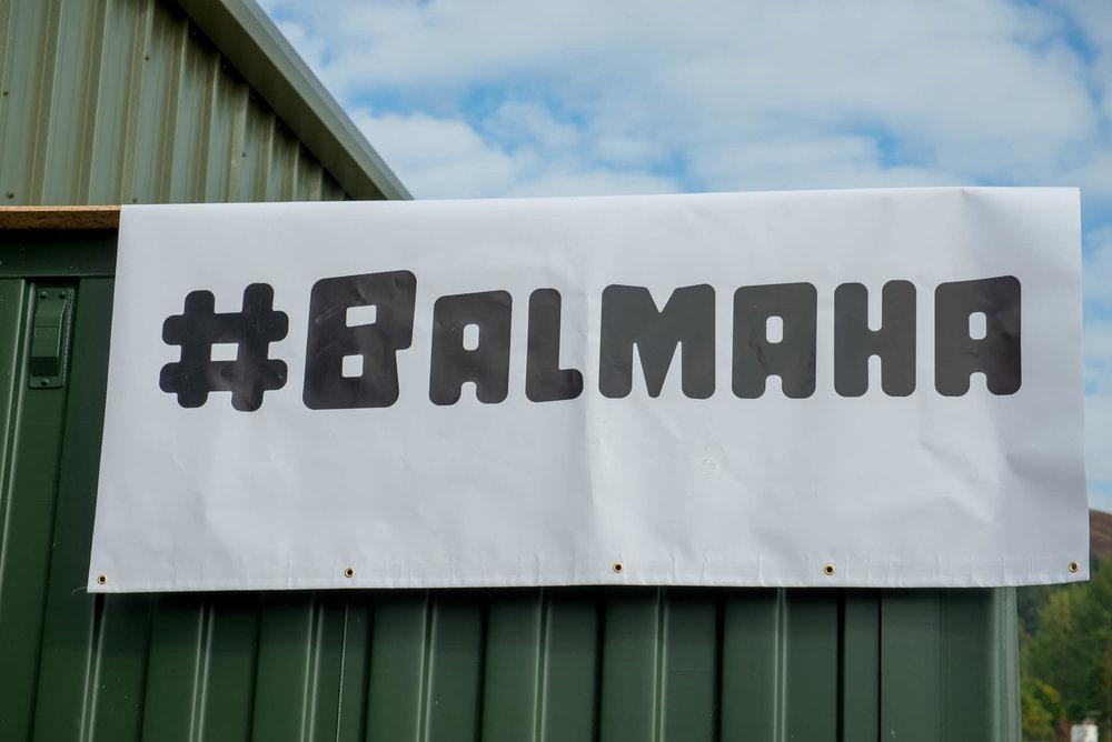 #Balmaha for the festival