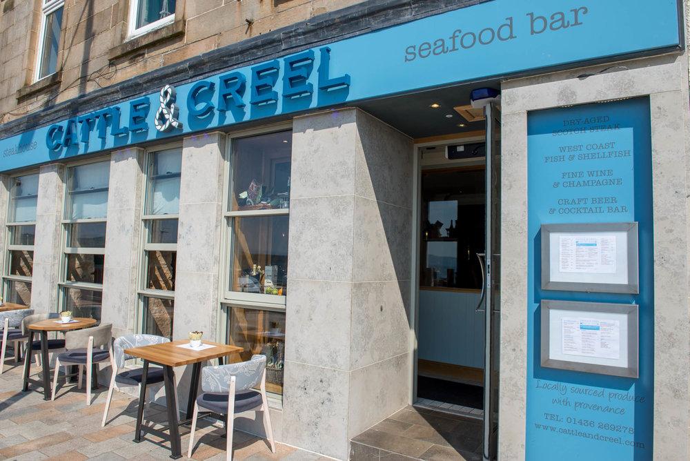 Cattle & Creel Restaurant, Helensburgh